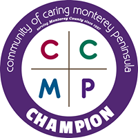 Community and Caring Monterey Peninsula logo