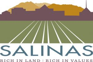 Salinas City Logo, Rich in Land, Rich in Values