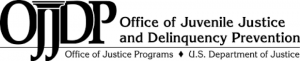 Logo for Office of Juvenile Justice & Delinquency Prevention