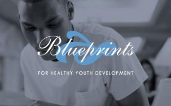 Young man studying, Blueprints Conference