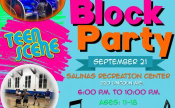 Teen Block Party